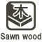 Sawn wood